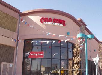 Cold Stone Creamery Shoppers Square