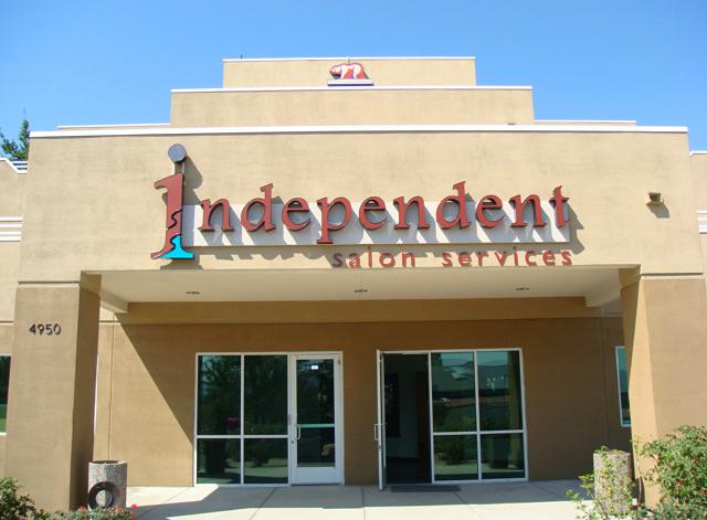 Independent Salon Services Tenant Improvement