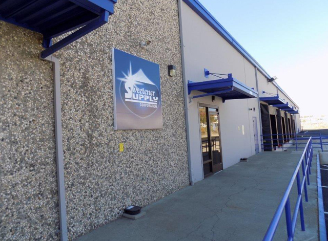 Sweetener Supply's new West Coast Production Facility, Reno NV